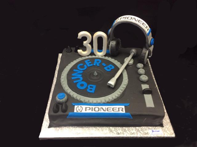3D taart